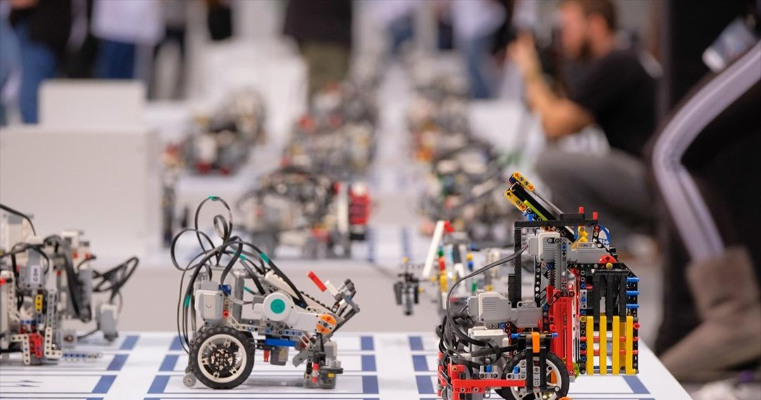 Ξεκίνησαν οι δηλώσεις συμμετοχής για την Ολυμπιάδα Εκπαιδευτικής Ρομποτικής