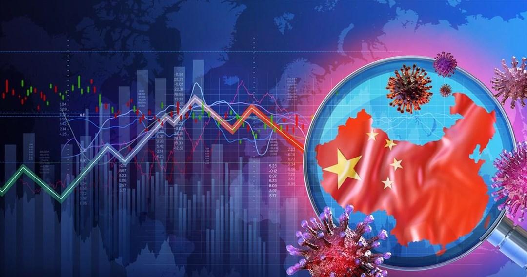 Covid-19: Aπειλεί με «αναπνευστική ανεπάρκεια» εκατομμύρια κινεζικές επιχειρήσεις, μολύνει το παγκόσμιο ΑΕΠ