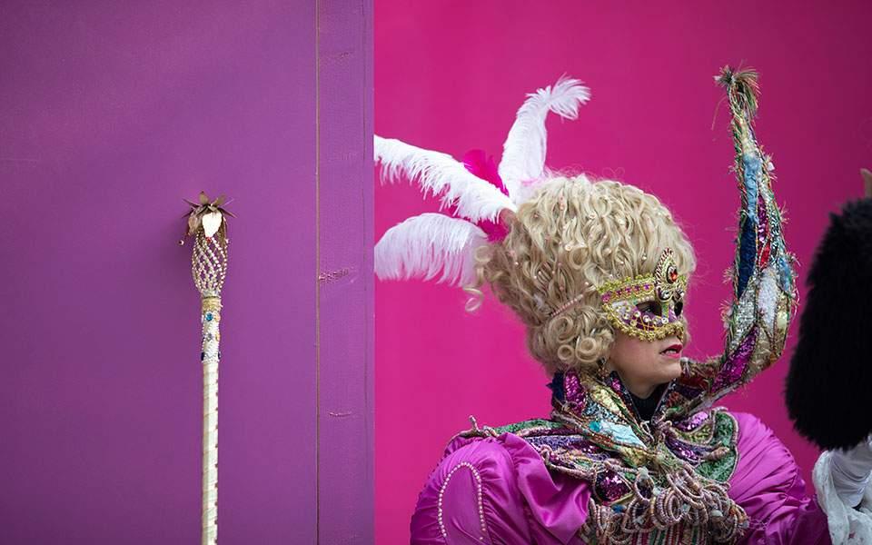 Εσπευσμένο τέλος στο καρναβάλι της Βενετίας λόγω κορωνοϊoύ | Κόσμος