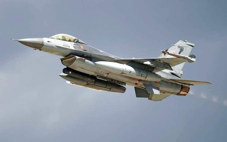 Πτήσεις τουρκικών F-16 πάνω από το Αγαθονήσι | Ελλάδα
