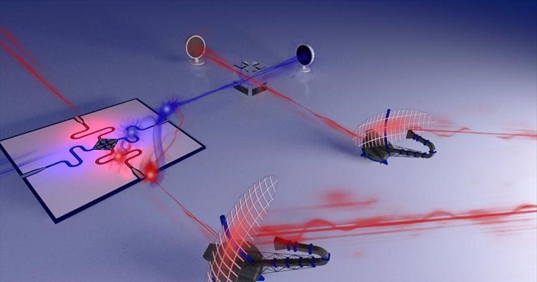 Πρωτότυπο κβαντικό ραντάρ από ερευνητές στην Αυστρία