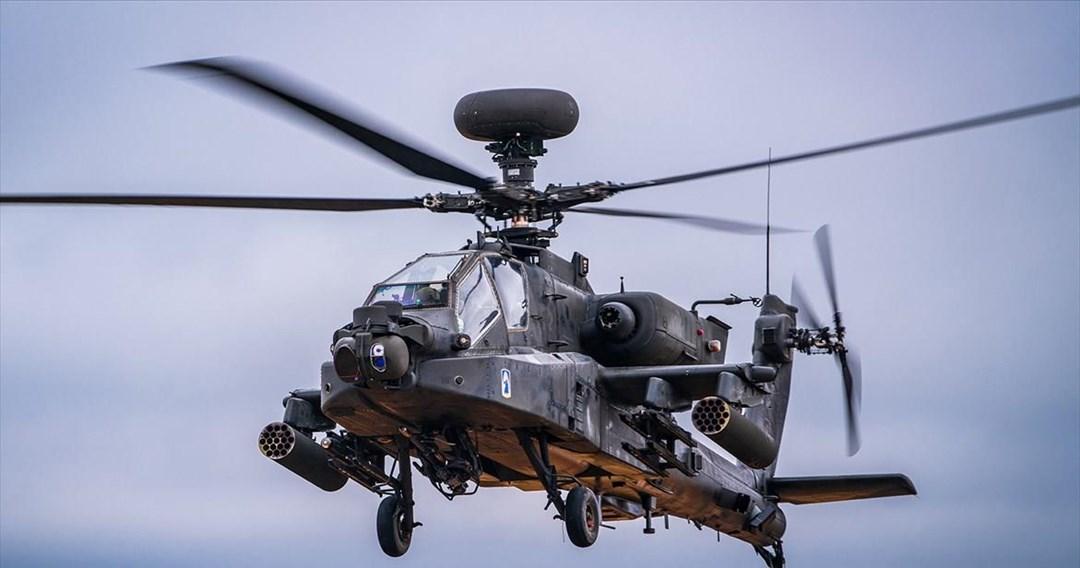 Η Αυστραλία επιλέγει το AH-64E Apache για την αντικατάσταση των ελικοπτέρων Tiger