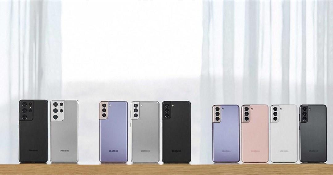 Η κορυφαία συσκευή της νέας Galaxy S21 Series