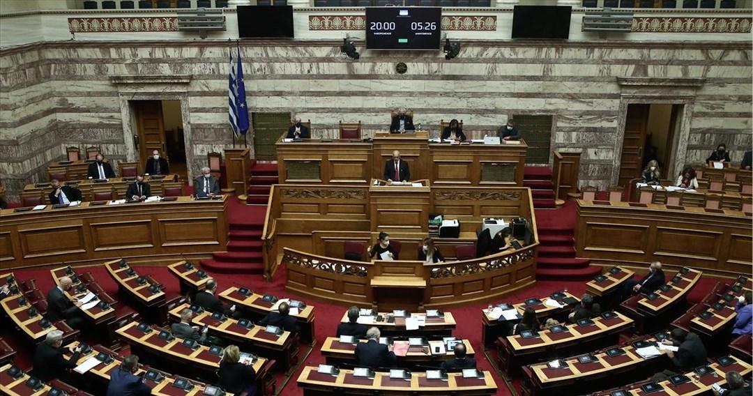 Τροπολογία παράτασης έως 31/1 προθεσμίας για αίτηση υπερχρεωμένων φυσικών προσώπων