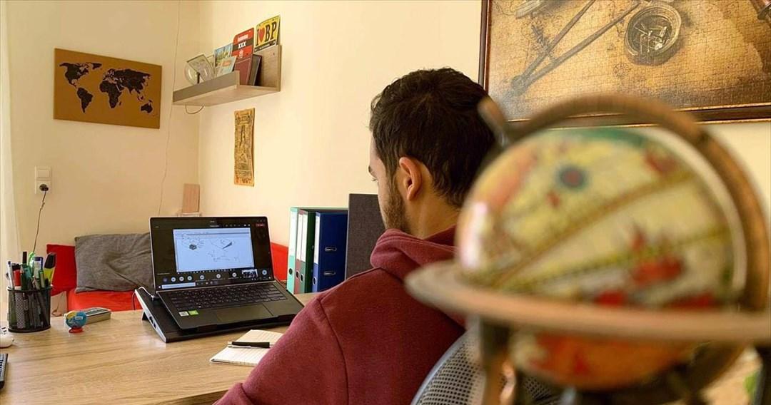 Εικονική περιήγηση στο Τμήμα Διοικητικής Επιστήμης και Τεχνολογίας του ΕΛΜΕΠΑ