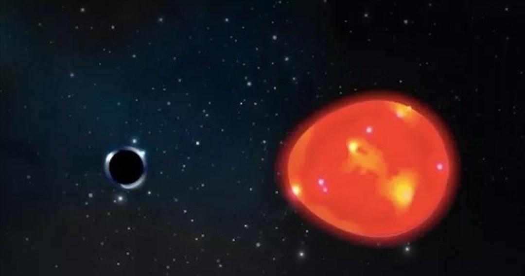 Ανακαλύφθηκε η μικρότερη μαύρη τρύπα του γαλαξία μας και είναι γείτονας μας
