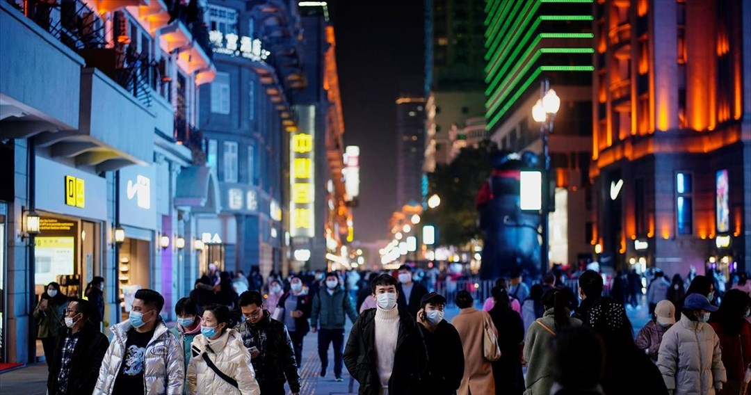 Αύξηση περίπου 58,4% κατέγραψε το ΑΕΠ της Γουχάν στο πρώτο τρίμηνο του 2021