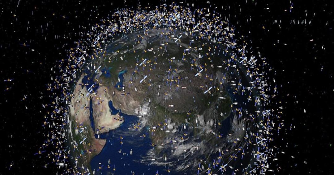 Νέο ραντάρ θα εντοπίζει μικρά διαστημικά σκουπίδια
