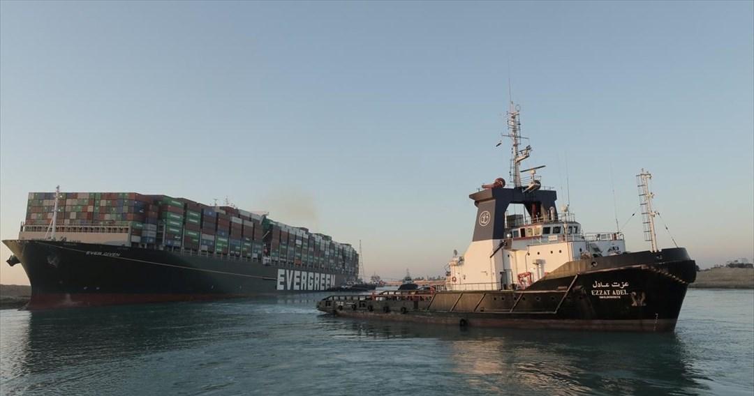 Η Αίγυπτος κατηγορεί τον καπετάνιο του Ever Given για το «μποτιλιάρισμα»- Τι αποζημίωση ζητάει