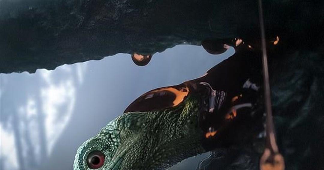 Άγνωστο είδος σαύρας και όχι μίνι δεινόσαυρος κρυβόταν μέσα σε κεχριμπάρι