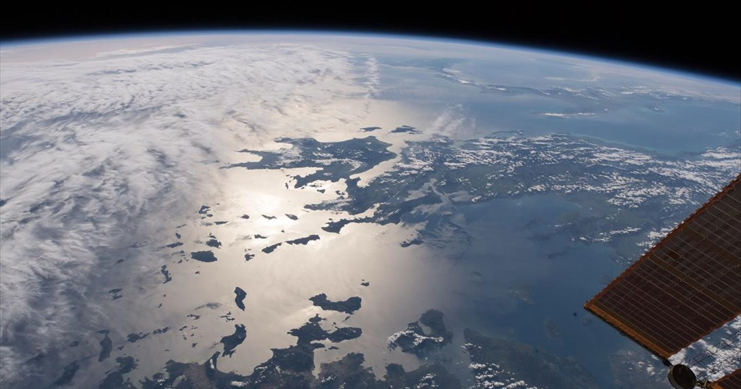 Αποστολή μωρών καλαμαριών στον Διεθνή Διαστημικό Σταθμό