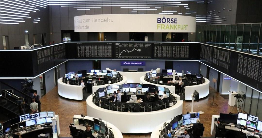 Ήπια άνοδος στις ευρωαγορές