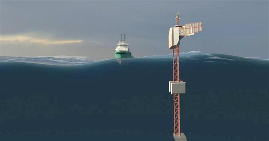 Το πρώτο πλωτό πλοίο-εργαστήριο που θα βουλιάζει ελεγχόμενα