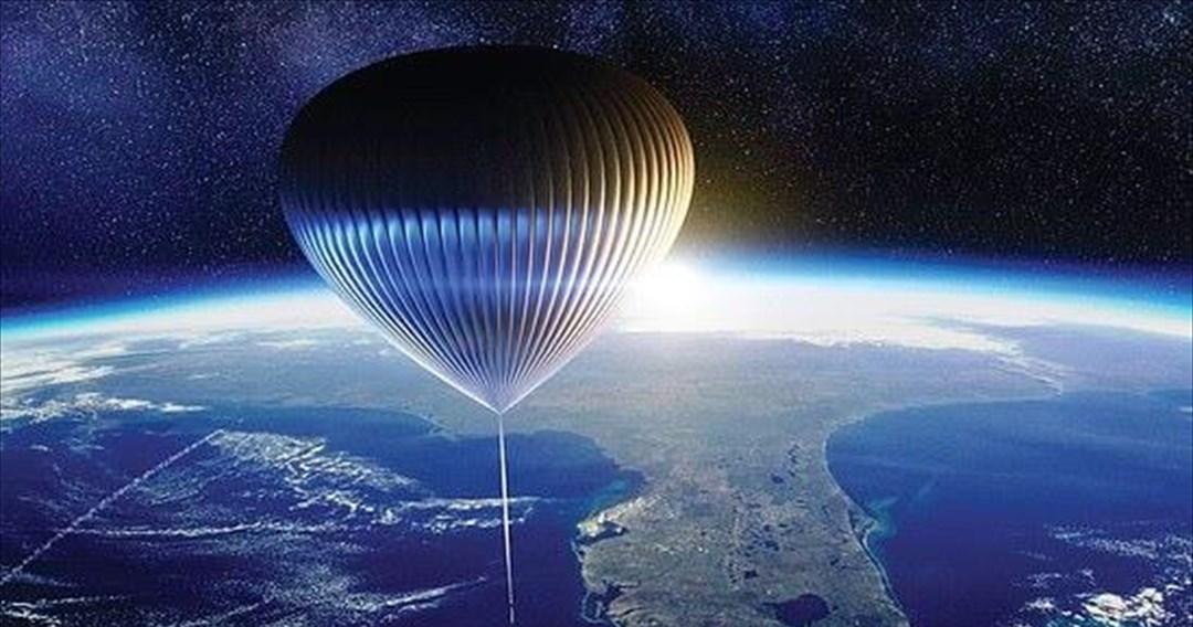 Τουριστικά ταξίδια στο Διάστημα με τον θεό της θάλασσας