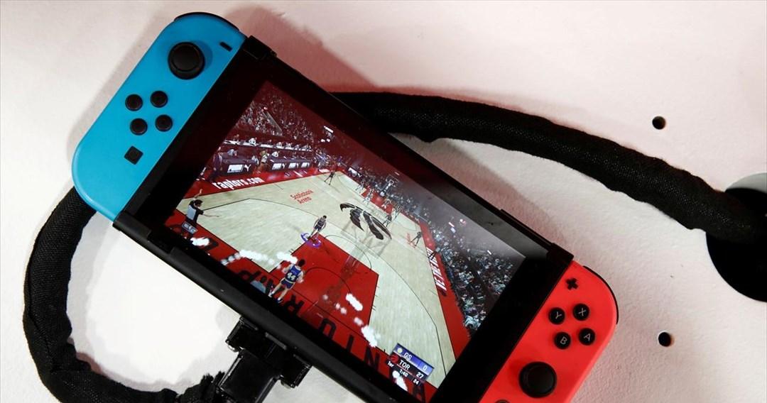 Η Nintendo παρουσίασε το νέο Switch