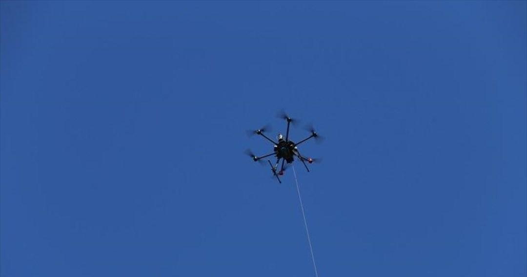 Επιτυχείς δοκιμές drones με απινιδωτές στη Σουηδία