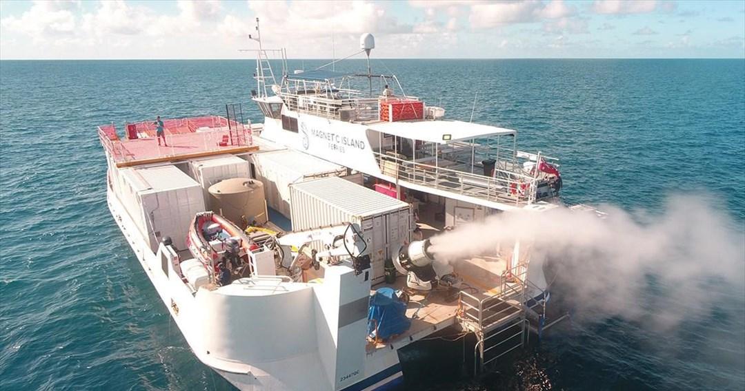 Η γεωμηχανική μπαίνει στη μάχη για να διασωθεί ο Μεγάλος Κοραλλιογενής Ύφαλος