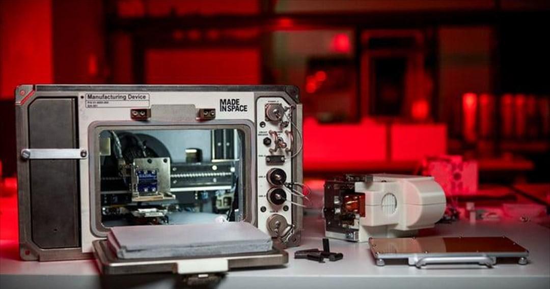 Ξεκινούν οι δοκιμές του εκτυπωτή που θα φτιάχνει σπίτια στη Σελήνη