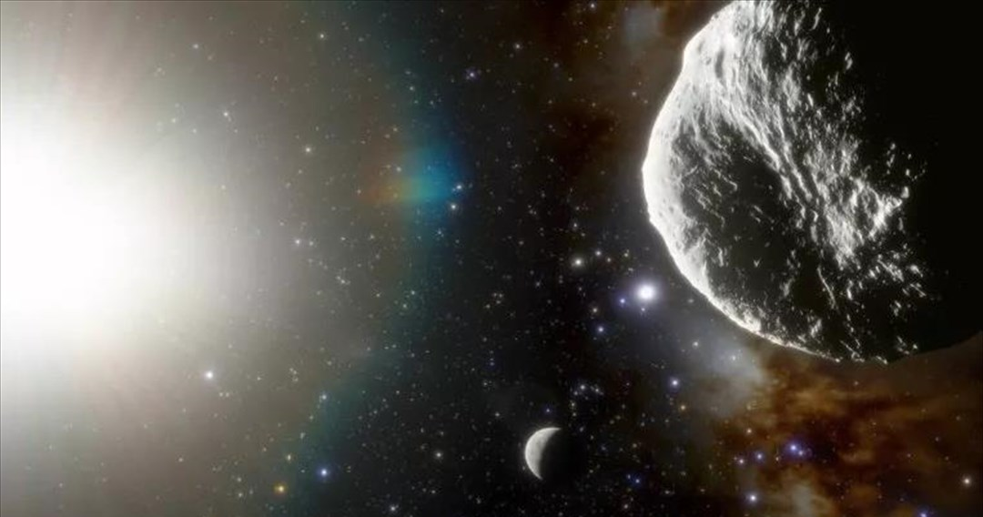 O αστεροειδής που «λατρεύει» τον Ήλιο