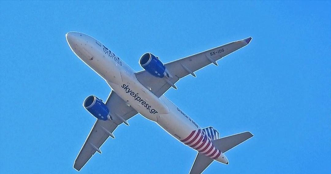 Η SKY express στο επίκεντρο του Aviation Event 2021