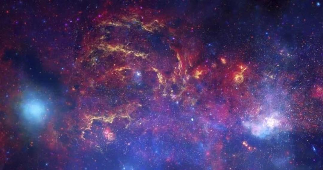 Μυστηριώδες ραδιοσήμα από το κέντρο του Γαλαξία